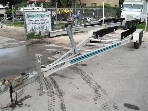 boat trailer used for sale florida used boat trailers for sale 866 536 2015 by sea tech