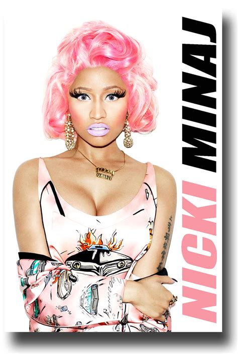 pink poster nicki minaj poster www imgkid com the image kid has it