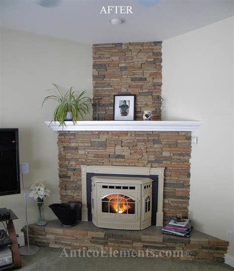 stone corner fireplace pin by antico elements on faux stone fireplace pinterest