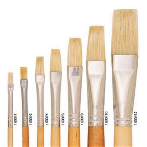 Eterna Paint Brush 3 Kuas Warna atelier supplies supply shop shop