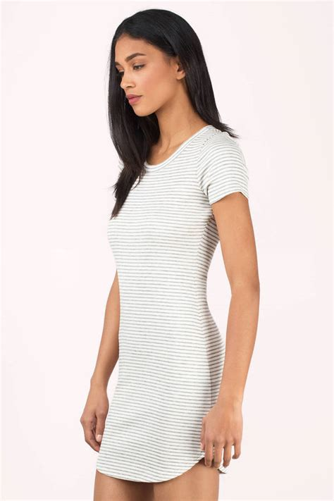 Bodycon White Dress bodycon dresses tight fitted bandage white