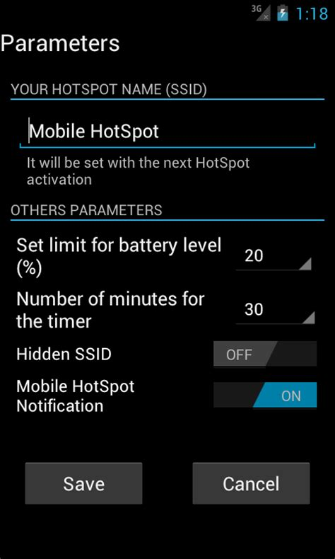 mobile hotspot for android mobile hotspot android apps on play