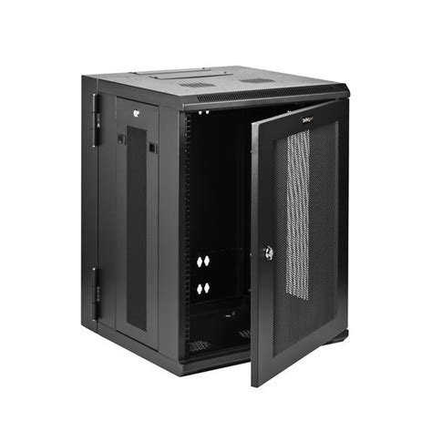 armadietto rack armadietto rack per server con montaggio a parete 15u