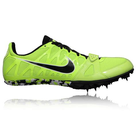 track shoes with spikes nike zoom rival sprint 6 running spikes 50