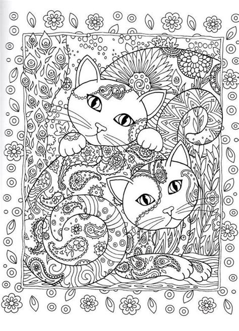 creative cats color by number coloring book coloring books creative cats coloring page dover abstract doodle