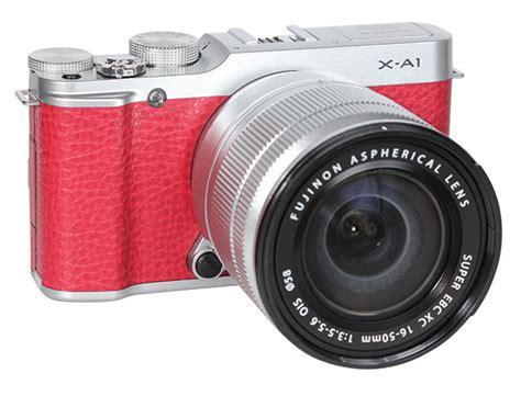 Kamera Mirrorless Fujifilm X A1 fujifilm x a1 mirrorless review shutterbug