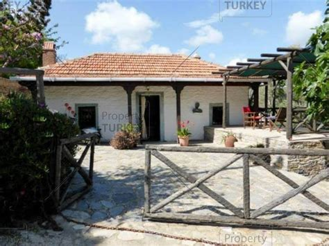 countryside cottage in bodrum authentic style property