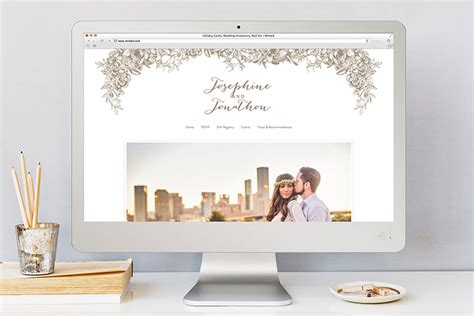 Wedding Website Reviews by Minted Wedding Website Review With Walkthrough