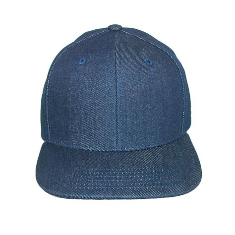 Denim Hat cotton denim baseball hat cap by ctm 174 baseball