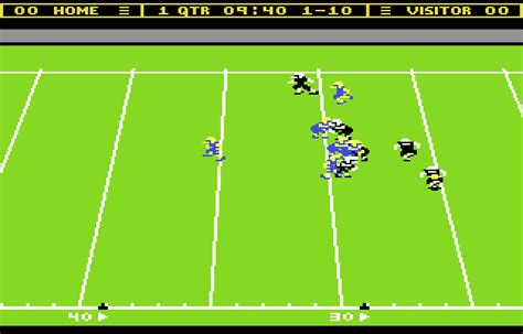 emuparadise slow download touchdown football rom