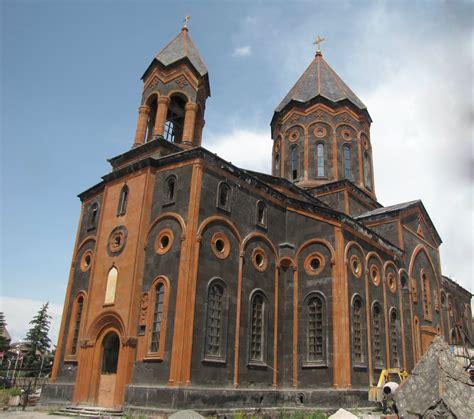 gyumri town  armenia thousand wonders