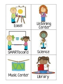 printable interest area signs 17 best ideas about preschool center signs on pinterest