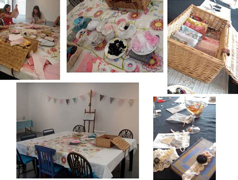 shorely chic vintage style bathroom party hen parties funky art house