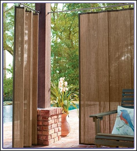 Custom Bamboo Blinds by Custom Bamboo Patio Blinds Patios Home Decorating