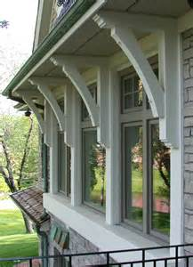 Outdoor Corbels Exterior Millwork Galleries Kambium Inc
