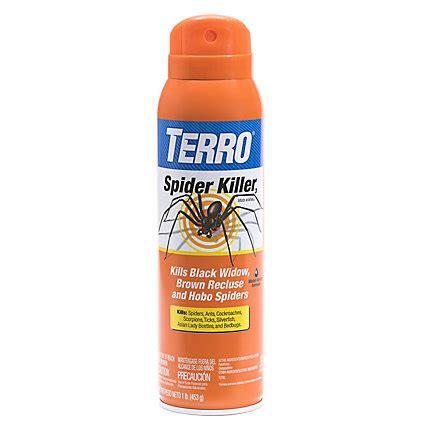 Terro T2302 Spider Killer Spray by Terro 174 Spider Killer Spray Our Best Spider Killer