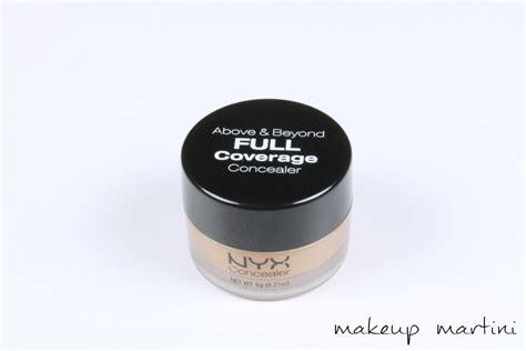 Nyx Concealer In Jar nyx concealer in a jar review makeup martini