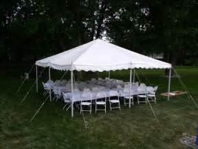 Canopy Tent Rentals by 20x20 Tent Pole