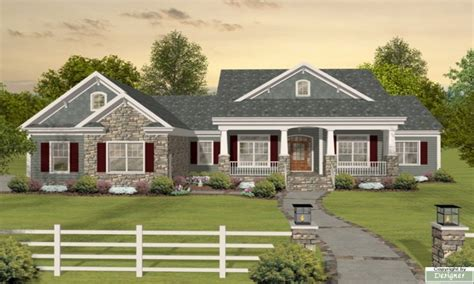 one story craftsman home plans one story craftsman style exterior craftsman one story