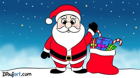 imágenes de santa claus de navidad c 243 mo dibujar a papa noel paso a paso dibujart com