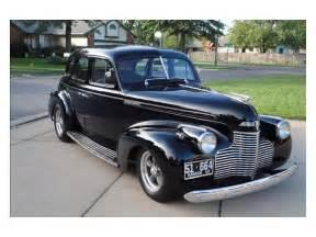 1940 chevrolet master deluxe 4 door sedan 4800