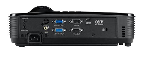 Proyektor Optoma Ex550 optoma projektoren optoma ex550 xga dlp beamer