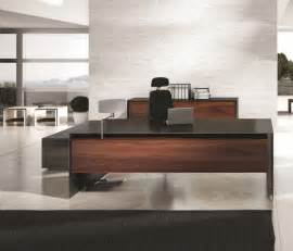 office desk designs imposing massive office desk by ece yalim design studio