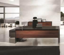 Office Desk Designs by Imposing Massive Office Desk By Ece Yalim Design Studio