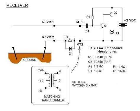 transistor lifier impedance matching transistor lifier with impedance matching transformer 28 images underground radio