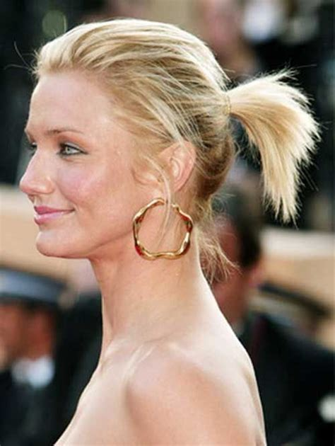 ponytail haircut where to position ponytail best 25 short ponytail hairstyles ideas on pinterest