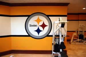 Steelers Bedroom Ideas Pittsburgh Steelers Man Cave The Sports Fan Short News