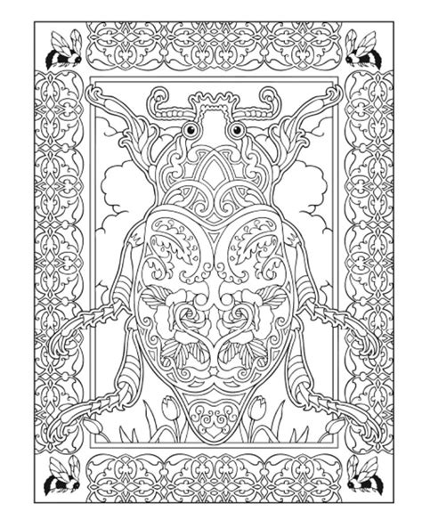 spark bugs coloring book dover coloring books books pin by fiona sunderhauf on digi sts and free printables