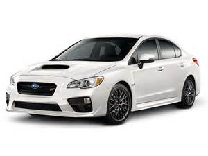 Subaru Wrx White Subaru Of Penticton 2017 Wrx Sti Sedan