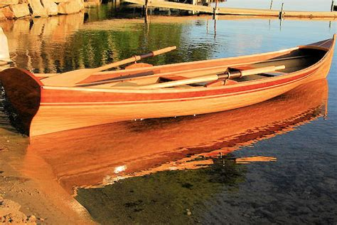 row boat new finished row boats for sale newfound woodworks inc