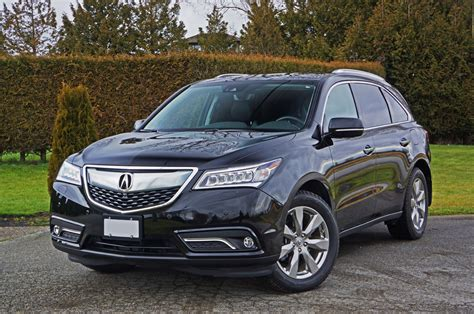 cost of acura mdx 2016 acura mdx sh awd elite road test review carcostcanada