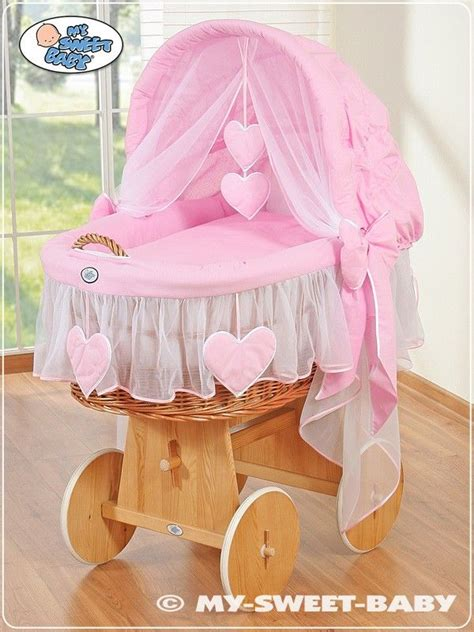 9 Best Wicker Cribs Retro Cribs Moses Baskets Vintage Baby Cribs And Moses Baskets