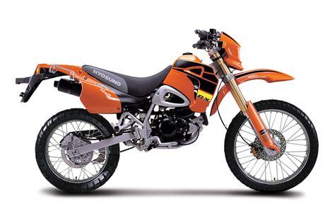 Hyosung Rx125 Supermoto 2007 hyosung rx125d