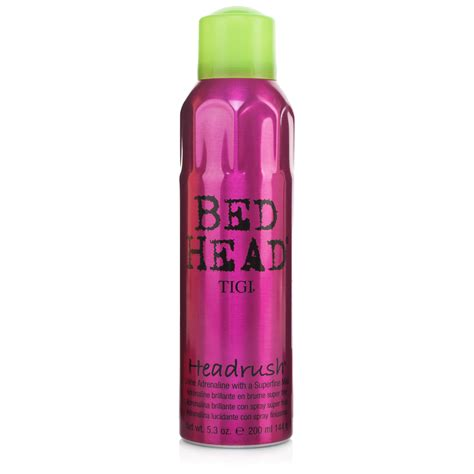 bed head headrush tigi bedhead headrush shine spray 39091 jpg o 1zalmwz