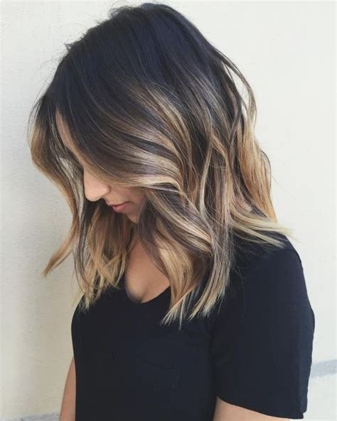 balavage haircolor for medium length blonde hair 15 balayage medium hairstyles balayage hair color ideas