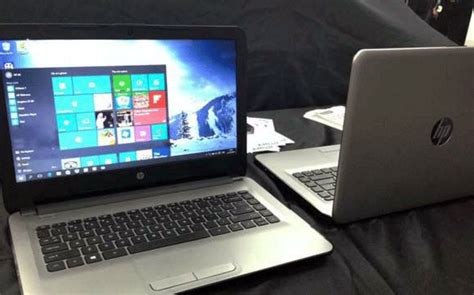 Harga Notebook Merk Hp harga notebook hp 14 af115au notebook windows 10 3 jutaan