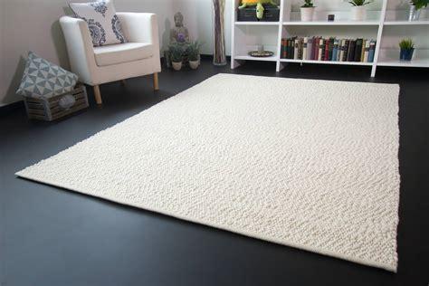 teppich wollweiß handweb teppich murnau global carpet