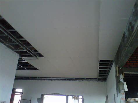 Bor Plafon rayan nusantara galvalum teknik pemasangan rangka plafon