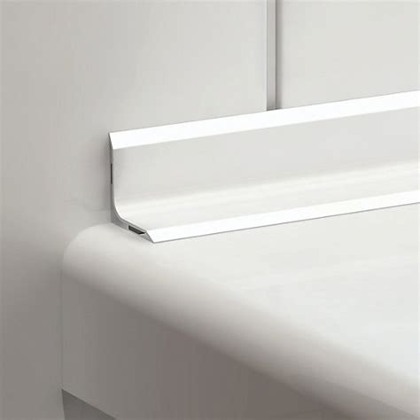 bathroom sealers homelux bath seal white wickes co uk