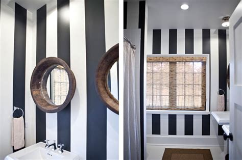 black and white striped bathroom black and white striped bathroom decor ideasdecor ideas