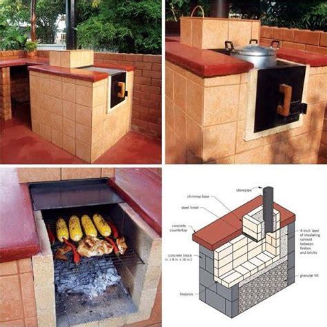 backyard stove diy outdoor masonry stove home design garden architecture blog magazine