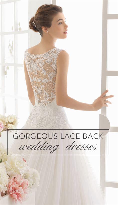 Wedding Dress Lace Back by Lace Back Wedding Dresses The Magazine