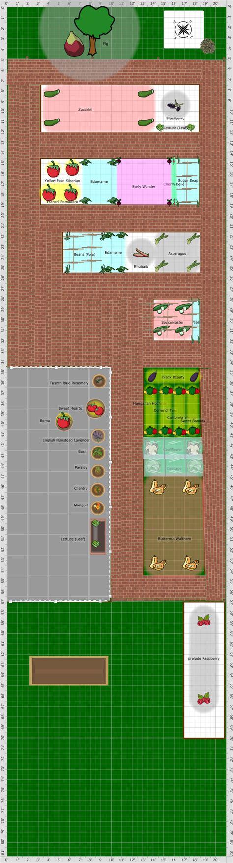 Victory Garden Layout Garden Plan 2015 Fran S Victory Garden