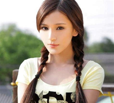 asian beautiful girl classic girls