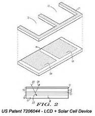 Motorola Patents Combination Mobile Phone Lcd And Solar Cell by Motorola Receives Patent For Solar Powered Mobile Devices