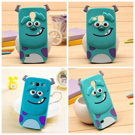 Samsung Galaxy A7 2017 Sulley 3d Soft Ber Armor Sarung Tpu 17 best images about fundas movil on phone